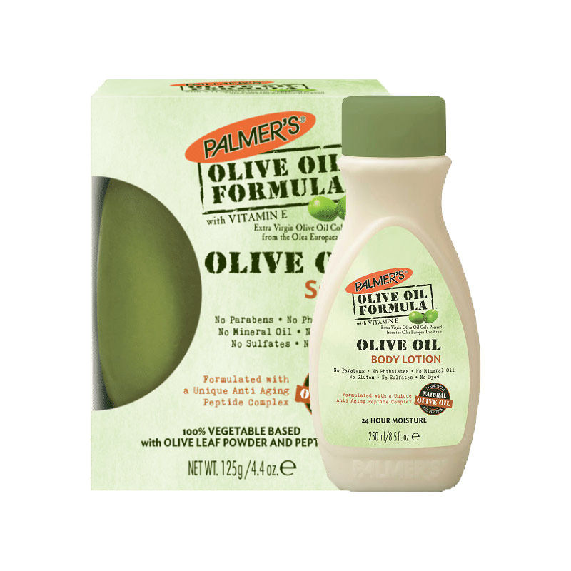 Palmer's Olive Oil Soap And Body Lotion Combo