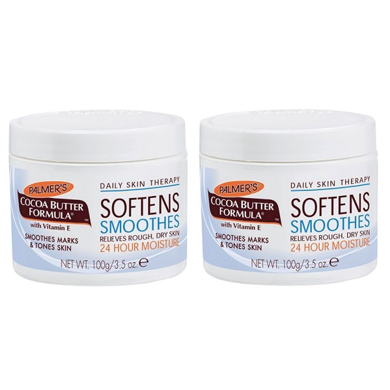 Palmer's Cocoa Butter Formula With Vitamin E Cream Pack Of 2