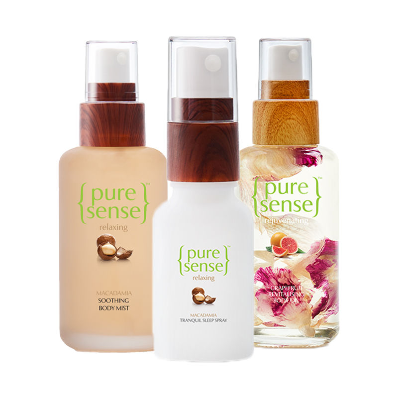 PureSense Stress Relief & Relaxing Kit Sulphate And Paraben Free