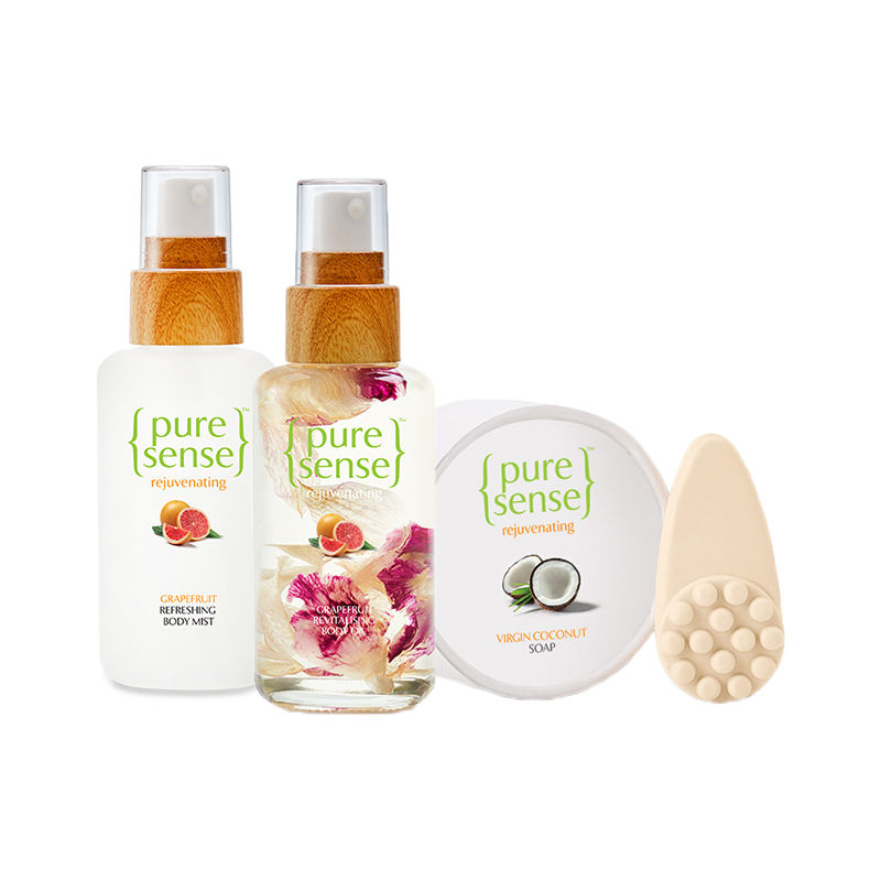 PureSense Pampering Regime Combo Sulphate And Paraben Free