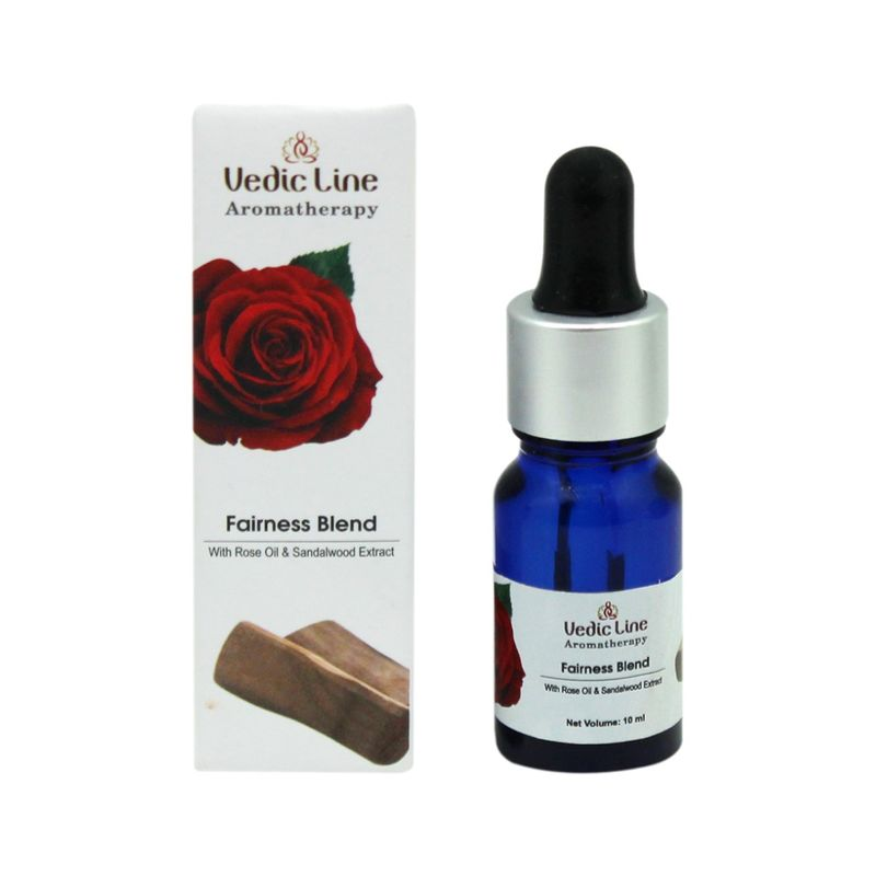 Vedic Line Fairness Blend With Rose Oil & Sandalwood Extract