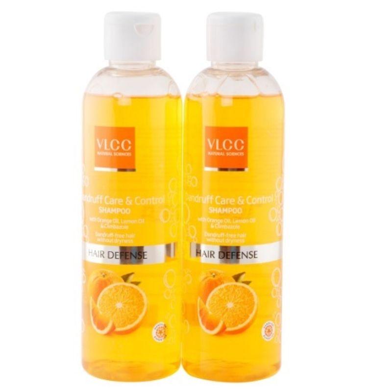 VLCC Dandruff Care & Control Shampoo (Buy 1 Get 1 Free)