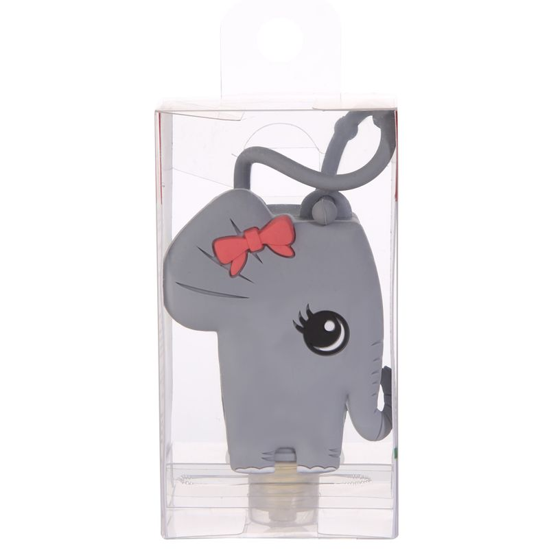 Zuci Junior Hand Sanitizer With Elephant Bagtag