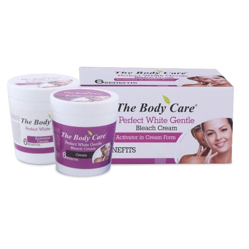 The Body Care Perfect White Gentle Bleach Cream