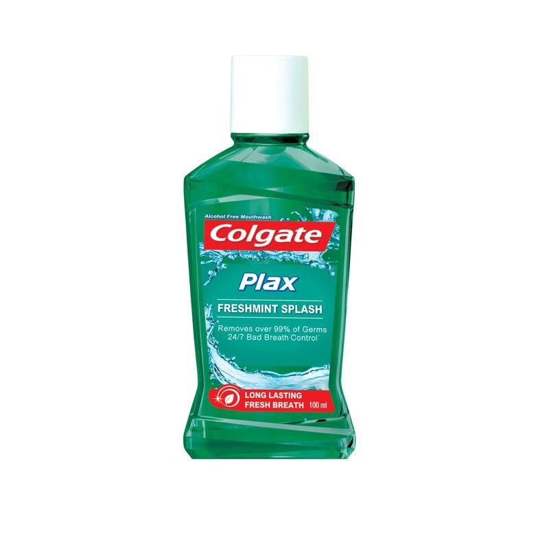 Colgate Plax Fresh Mint Mouthwash