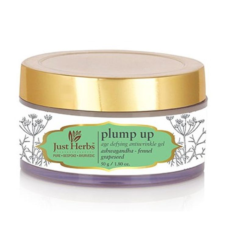 Just Herbs Plumpup Age Defying Anti-Wrinkle Gel (Day Repair)