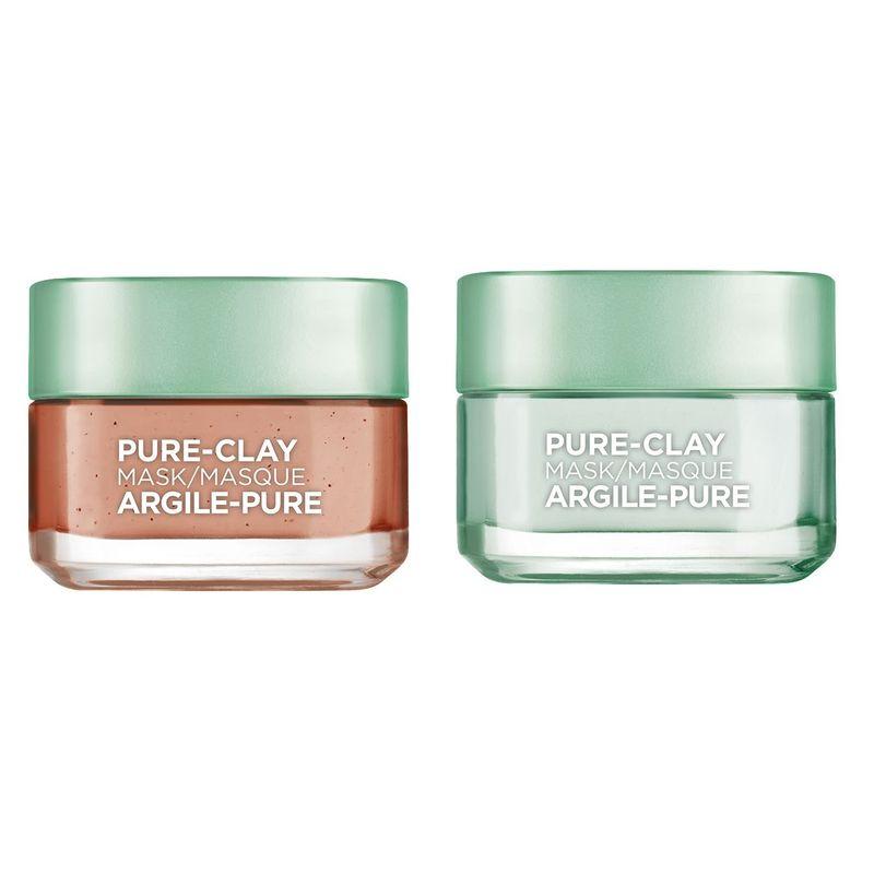 L'Oreal Paris Pure Clay Multi-Masking Regime