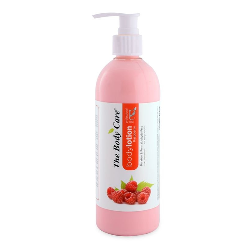 The Body Care Raspberry Body Lotion