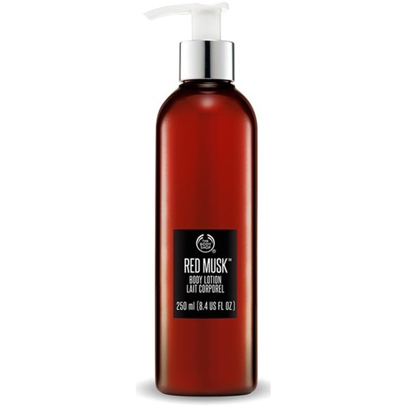 The Body Shop Red Musk Body Lotion