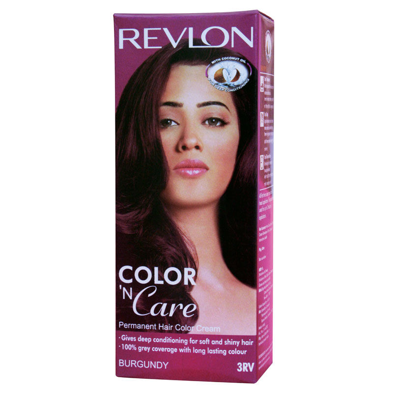 Revlon Color And Care Permanent Hair Color Cream