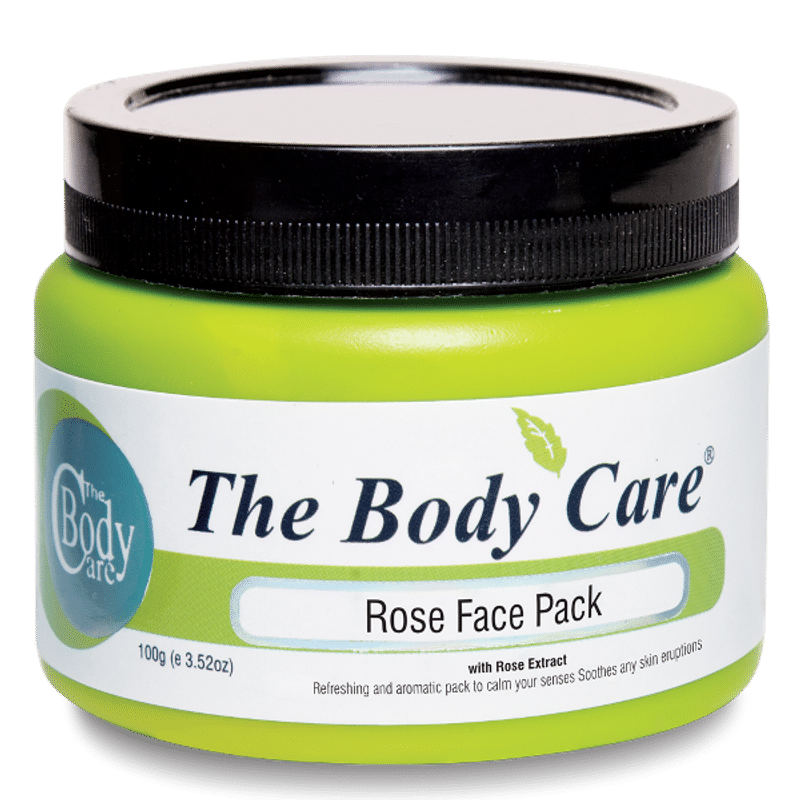 The Body Care Rose Face Pack