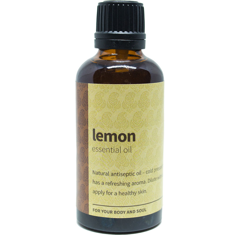 Rouh Essentials Lemon Essential Oil