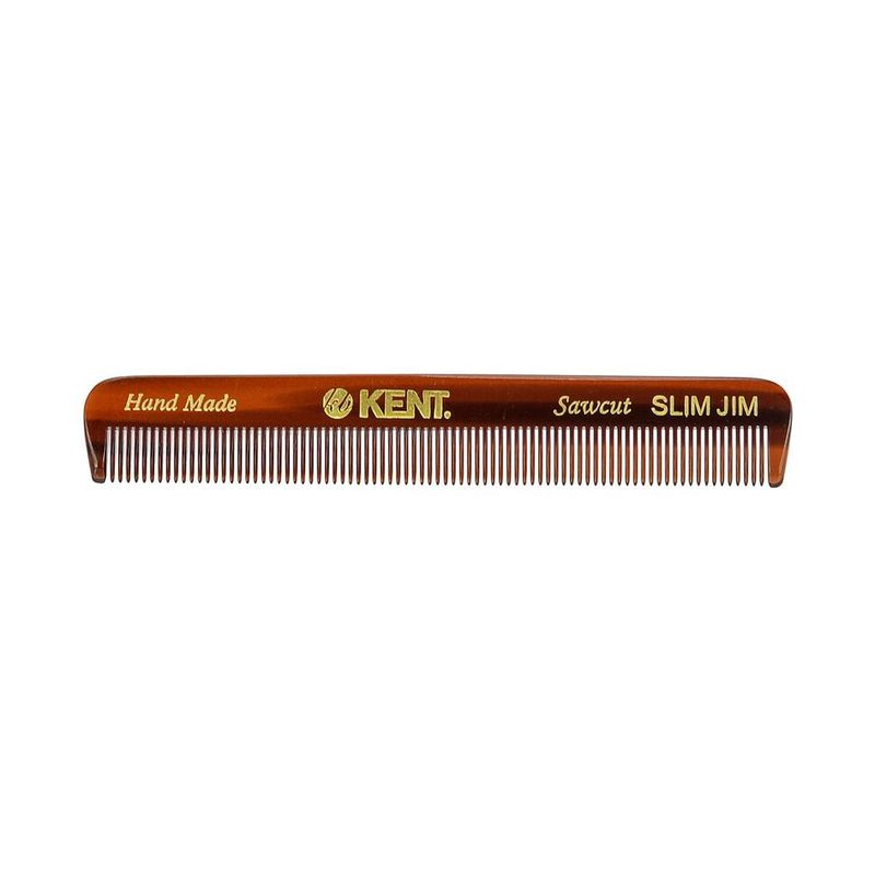 Kent Authentic Handmade Men's Pocket Comb - 117mm