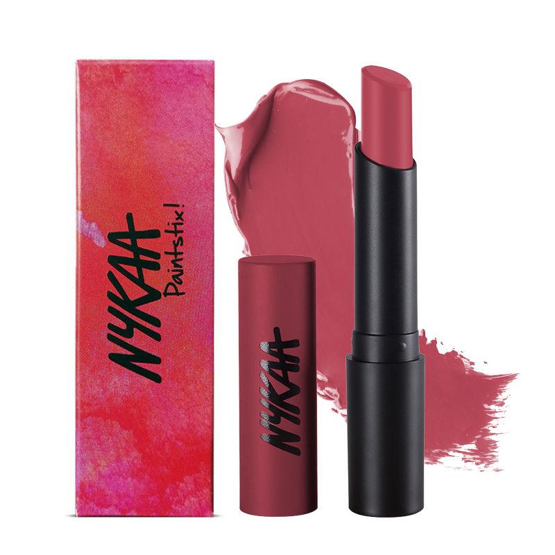 Nykaa Paintstix! Lipstick - Smell The Rose 15