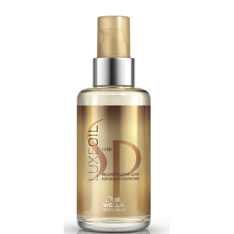 Wella Professionals Sp LuxeOil Reconstructive Elixir For Keratin Protection - 4015600260330