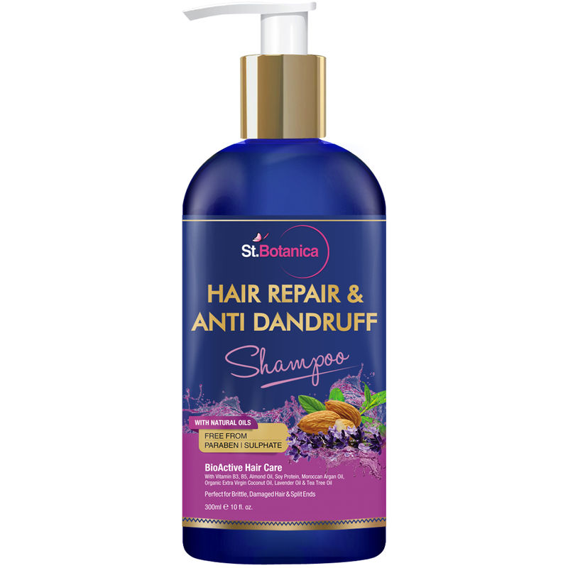St.Botanica Hair Repair & Anti Dandruff Shampoo