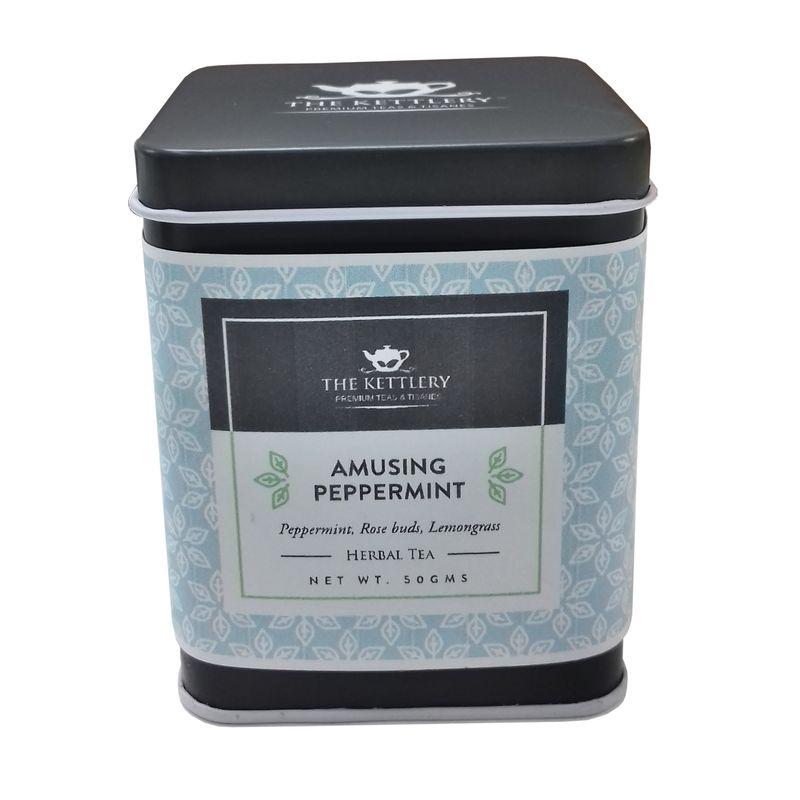 The Kettlery Amusing Peppermint (Herbal Tea) - TKTLRY_AMPHT