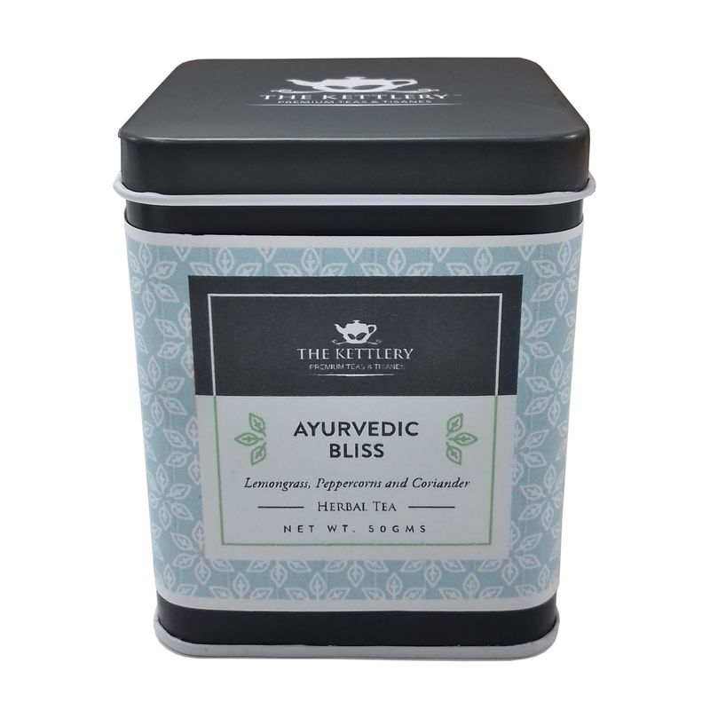 The Kettlery Ayurvedic Bliss (Herbal Tea) - TKTLRY_AYBHT