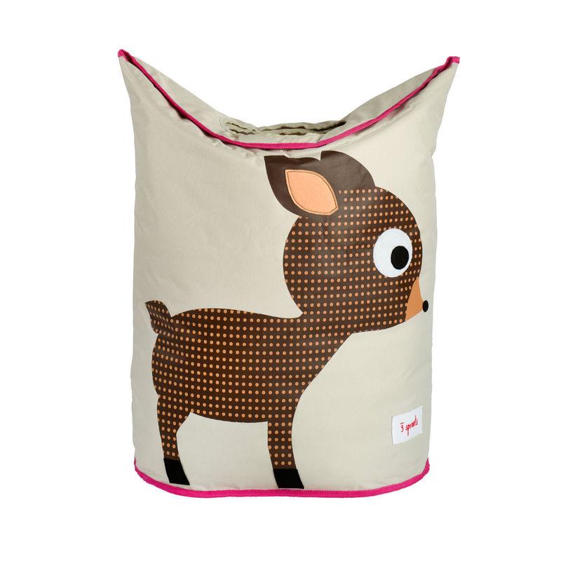 3 Sprouts Laundry Hamper-Deer