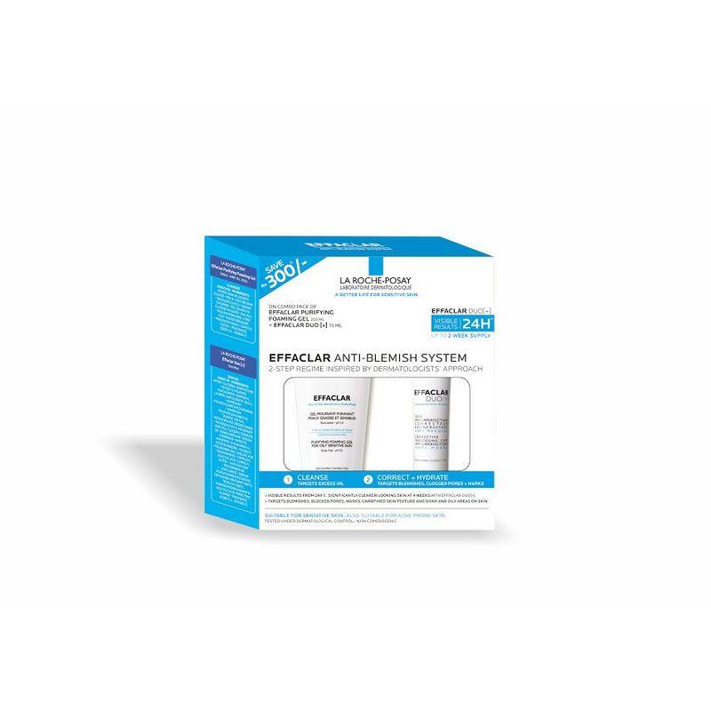La Roche-Posay Effaclar Anti Blemish System Combo (Save Rs.300)