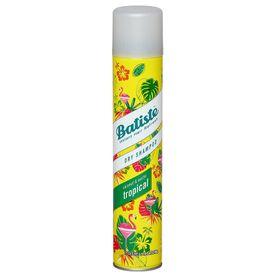 Batiste Dry Shampoo Instant Hair Refresh Coconut & Exotic Tropical