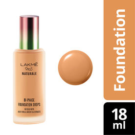 Lakme 9 to 5 Naturale Foundation Drops