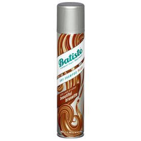 Batiste Dry Shampoo Plus Instant Hair Refresh Beautiful Brunette For Medium Brown Hair
