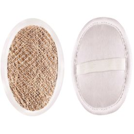 Panache Natural Vetiver Bath Scrubber
