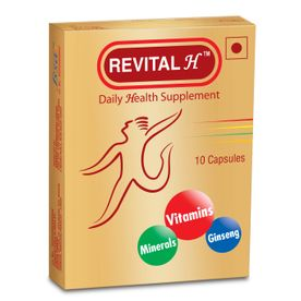 Revital H Daily Health Supplement