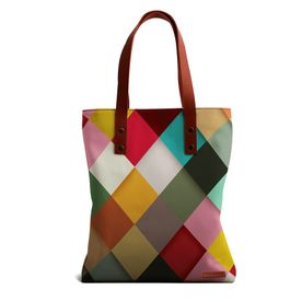 d9be10a2a0 DailyObjects Colorful Jam Tote Bag