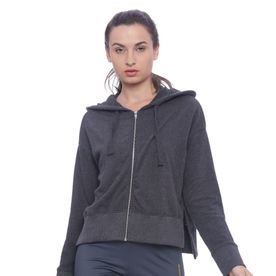 6e547d041 Jockey Cream Melange Fastening Jacket at Nykaa.com