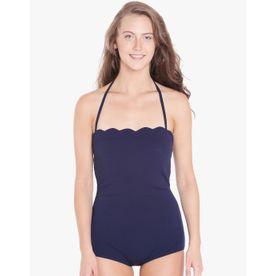 5647d06c1d Nidhi Munim Blue Ruffle Swimsuit - Blue (XS) at Nykaa.com