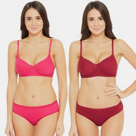 4409ce8a8d Bra-Panty Sets  Buy Bra   Panty Sets Online in India at Lowest Price ...