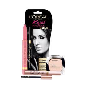 L'Oreal Paris Work Essentials Kit - Set & Matte