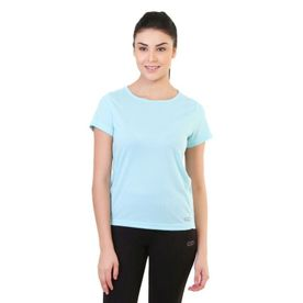 4323a1a3 Silvertraq Women's Cool T-Shirt Blue Tint. Out Of Stock