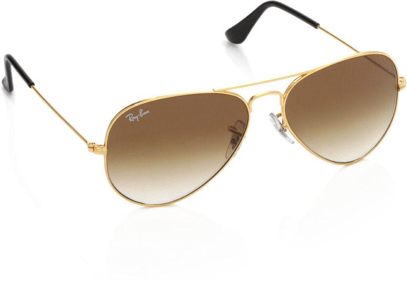51 Ban Rb3025 Aviator 001 Sunglasses Ray At dXPxwSF