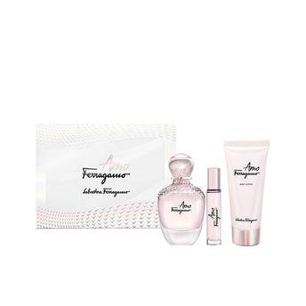 a2e84fa8ac246 Buy Salvatore Ferragamo Amo Ferragamo Eau De Parfum Gift Set at ...