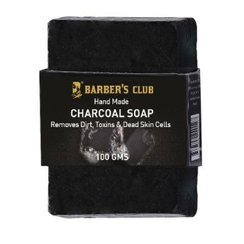 dc1373005eb1 Buy Barber s Club Hand Made Organic Charcoal Soap at Nykaa.com