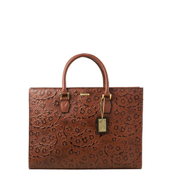 Hidesign Kester Brown Sling Bag at Nykaa.com d77a6a807932a