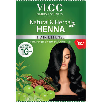 Vlcc Hair Color Buy Vlcc Natural Herbal Henna Online In India