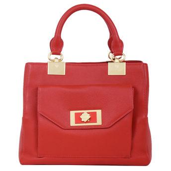 d361023b0838 Eske Liam Red Handbag at Nykaa.com