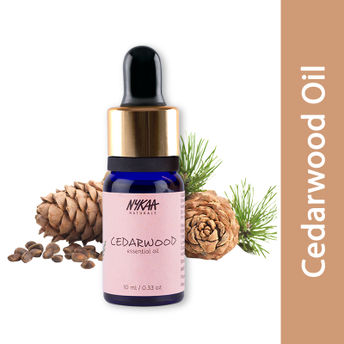 a1825893c3 Nykaa Naturals Cedarwood Essential Oil at Nykaa.com
