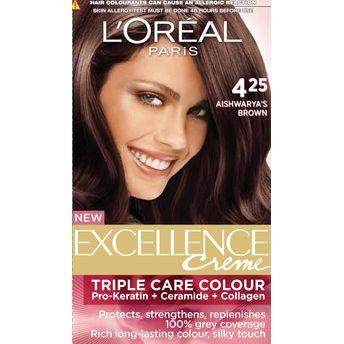Loreal Paris Hair Color - Buy L\'Oreal Paris Excellence Creme Hair ...