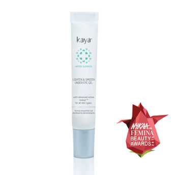 kaya under eye cream buy kaya lighten and smooth under eye gel