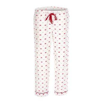 a39c67624f Nordlich Patricia Women s Printed Pajama - Cream at Nykaa.com