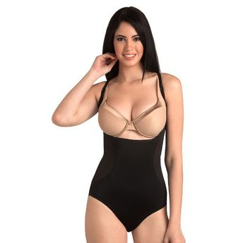 b4128d1da5685 Swee Opal Full Body Shaper For Women - Black at Nykaa.com