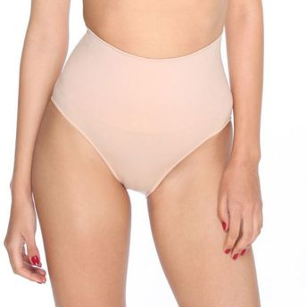 630c119a535a7 C9 Airwear Low Control Low Waist Women Nude Shapewear at Nykaa.com