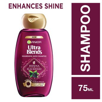 Garnier Shampoo Buy Garnier Ultra Blends Henna Blackberry Shampoo