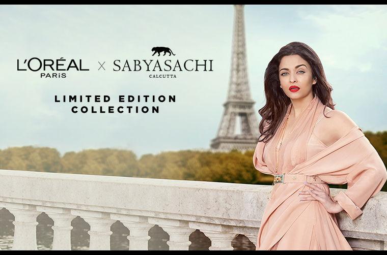 L'Oreal Paris Color Riche Moist Matte Lipstick Sabyasachi Collection - 242  Rose Nuance(3 7gm)