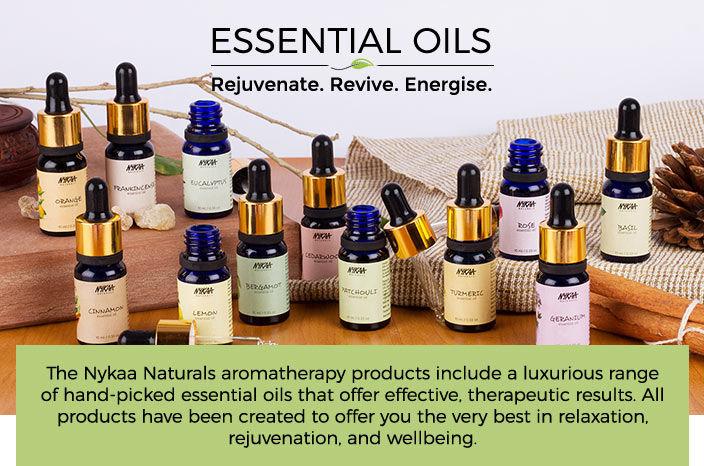 essential oils created in united states of america